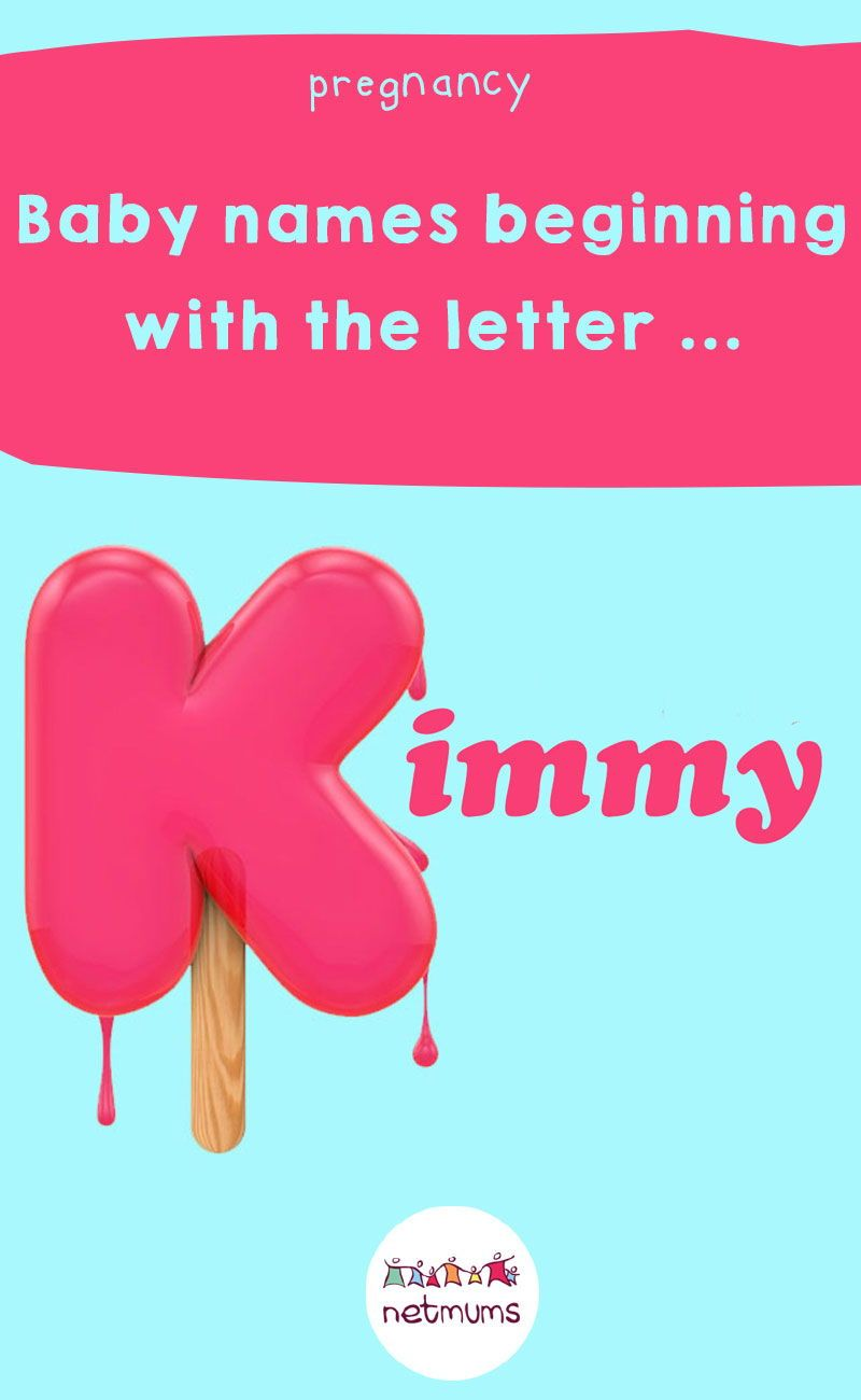 Unusual baby names beginning with the letter 'K' | Baby names for