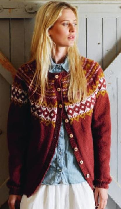 Tema 46 Norske Ikoner Voksen Knit Fashion Knitting Patterns And