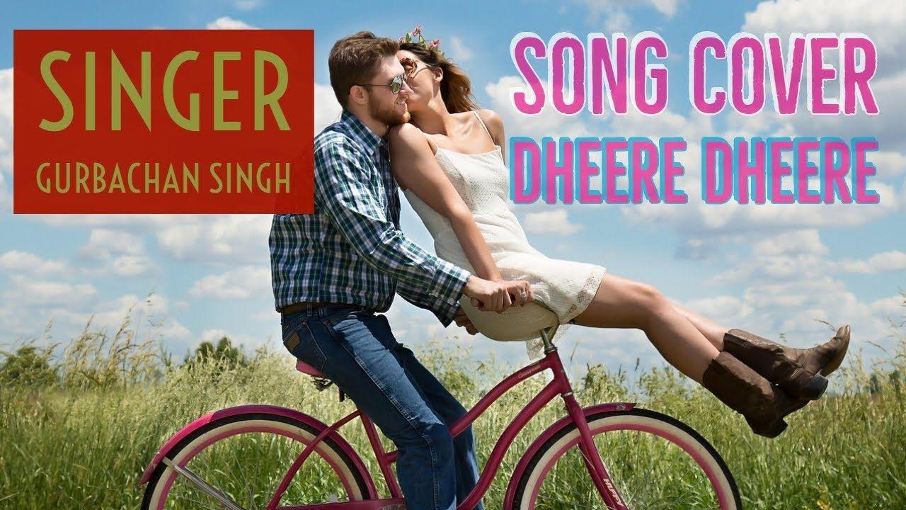 Dheere Dheere Se Meri Zindagi I Aashiqui I Song Cover By Gurbachan