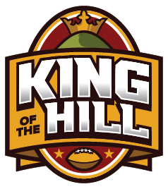Draftkings Daily Fantasy Sports For Cash Daily Fantasy Sports Hill Logo King Of The Hill