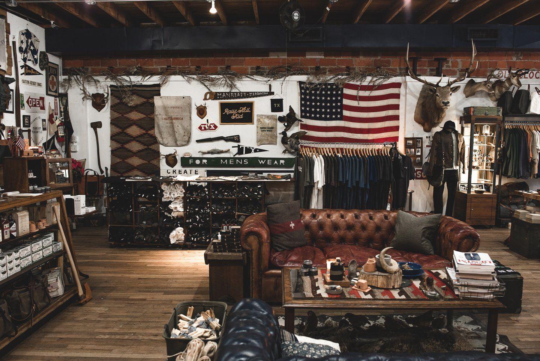 Menswear Gifts Made In Usa Manready Mercantile Houston Tx Manready Mercantile Select Shop Tiny House Hotel