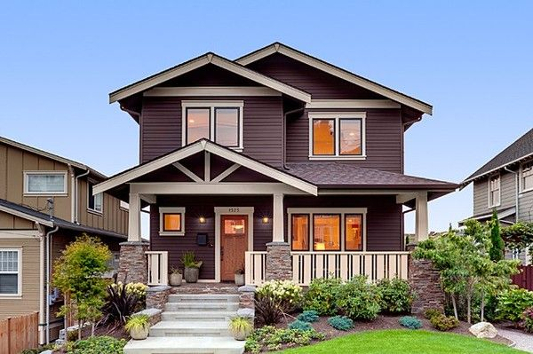 Queen Anne Seattle Homes Google Search Seattle Homes House Styles Southern Homes