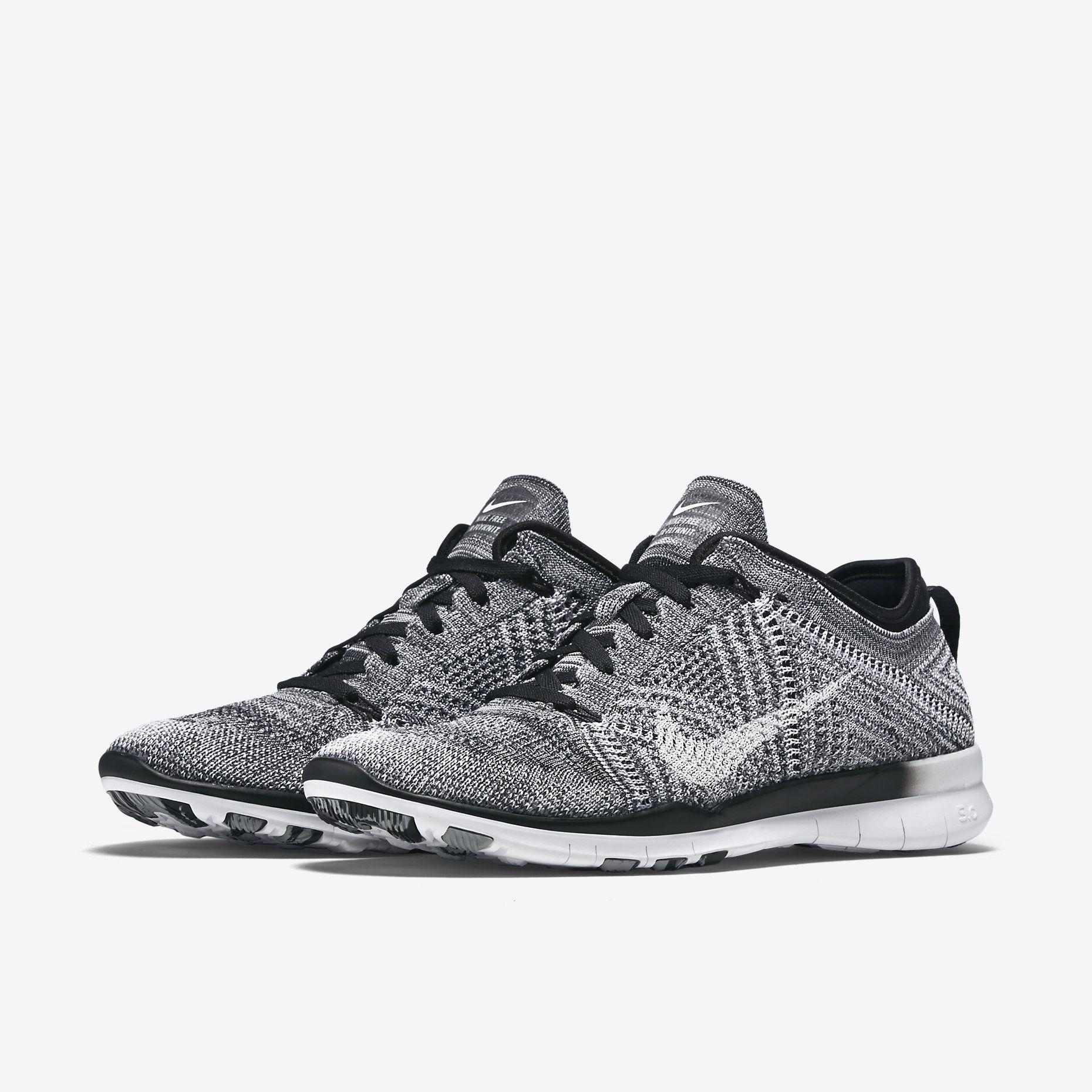 Nike Free TR 5 Flyknit Women's Training Shoe. Nike Store