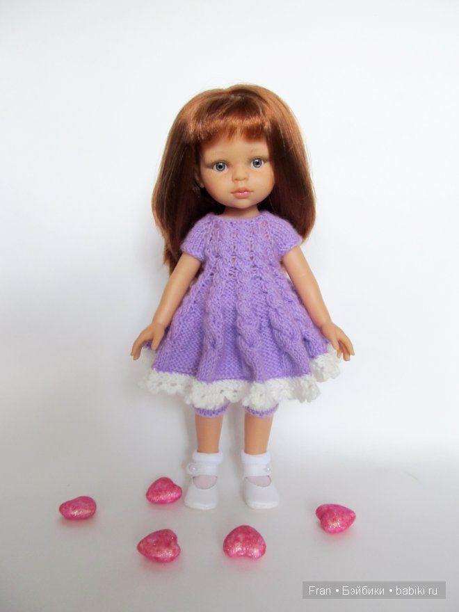 Одежда для вязаных кукол своими руками