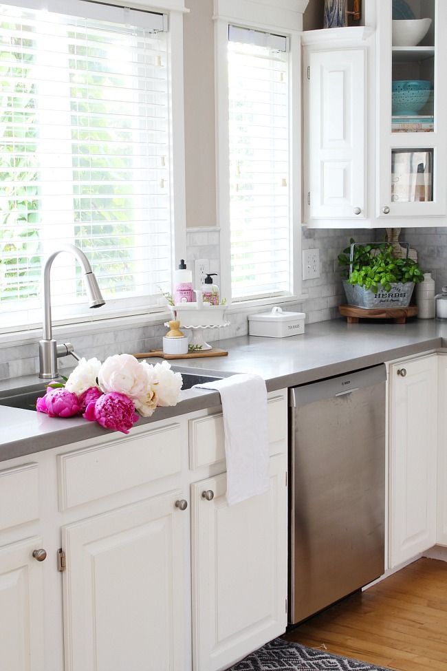 Summer Kitchen Decorating Ideas and Summer Home