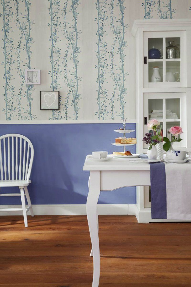 Trendfarbe Niagara – SCHÖNER WOHNEN-FARBE | Home decorating ...