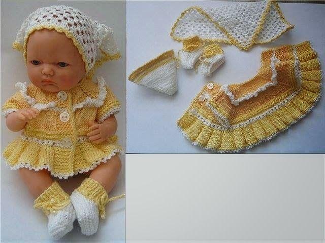 oyuncak Bebek Elbise modelleri #oyuncakbebekelbiseleri