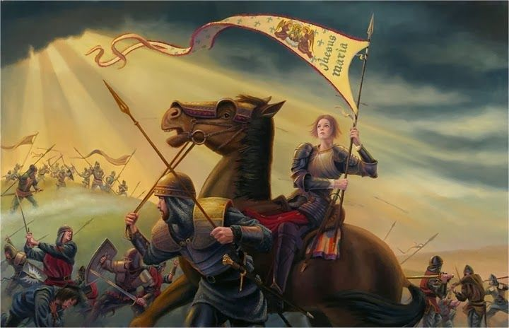 http://www.bing.com/images/search?q=St Joan Of Arc