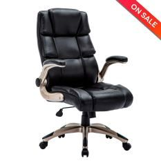 amazon ergonomic high back leather office chair just 77 59 w code rh pinterest com