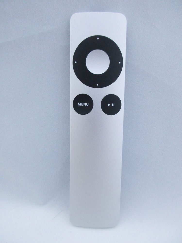 Details about Apple TV Remote Control A1294 Silver