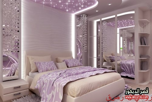 ديكورات جبس اسقف غرف نوم أفكار 2020 Gypsum Bedroom Decor قصر الديكور Classic Dining Room Holiday Room Modern Dining Room