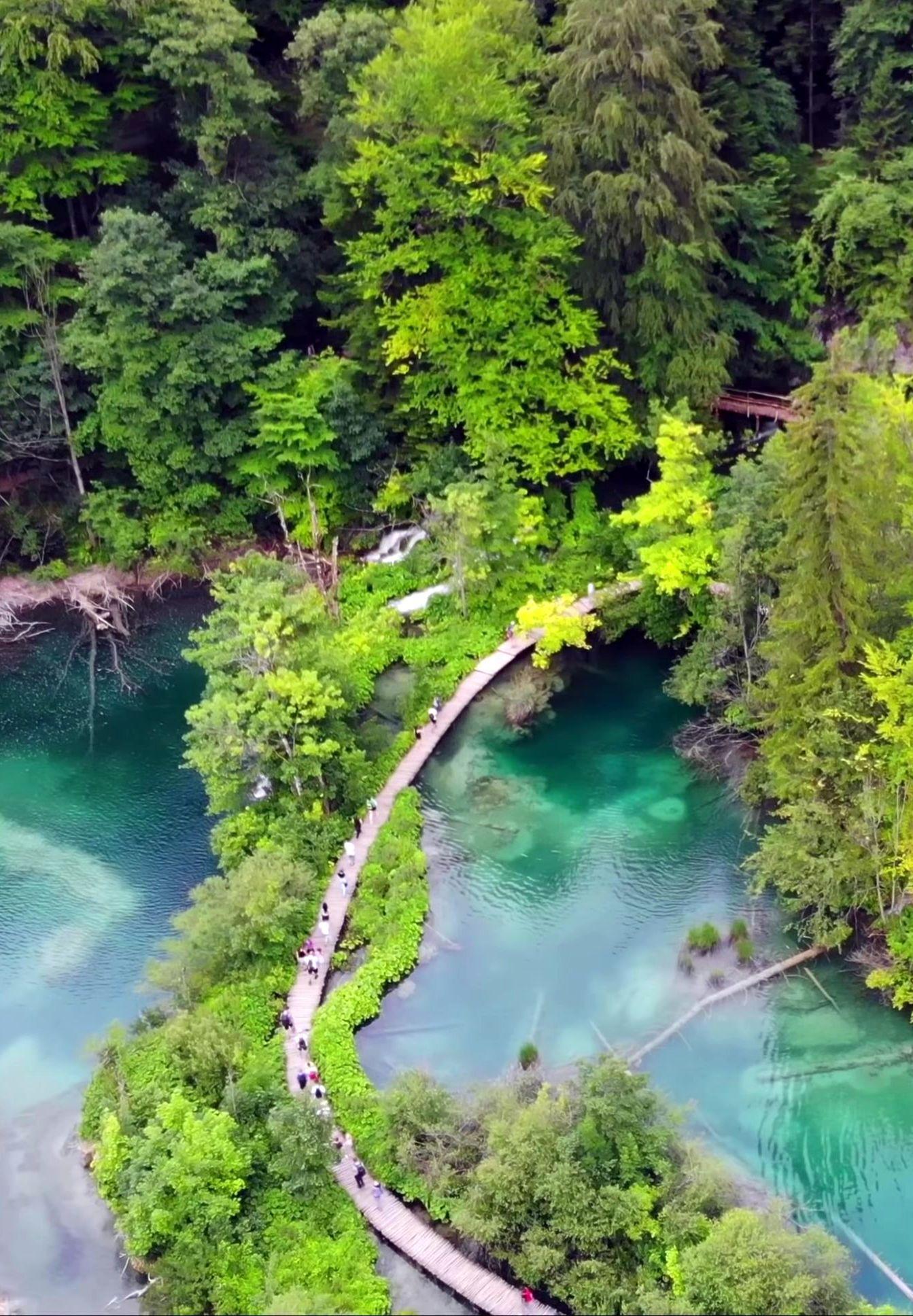 Parcul Național Lacurile Plitvice Croația Croatia Zadar Zagreb