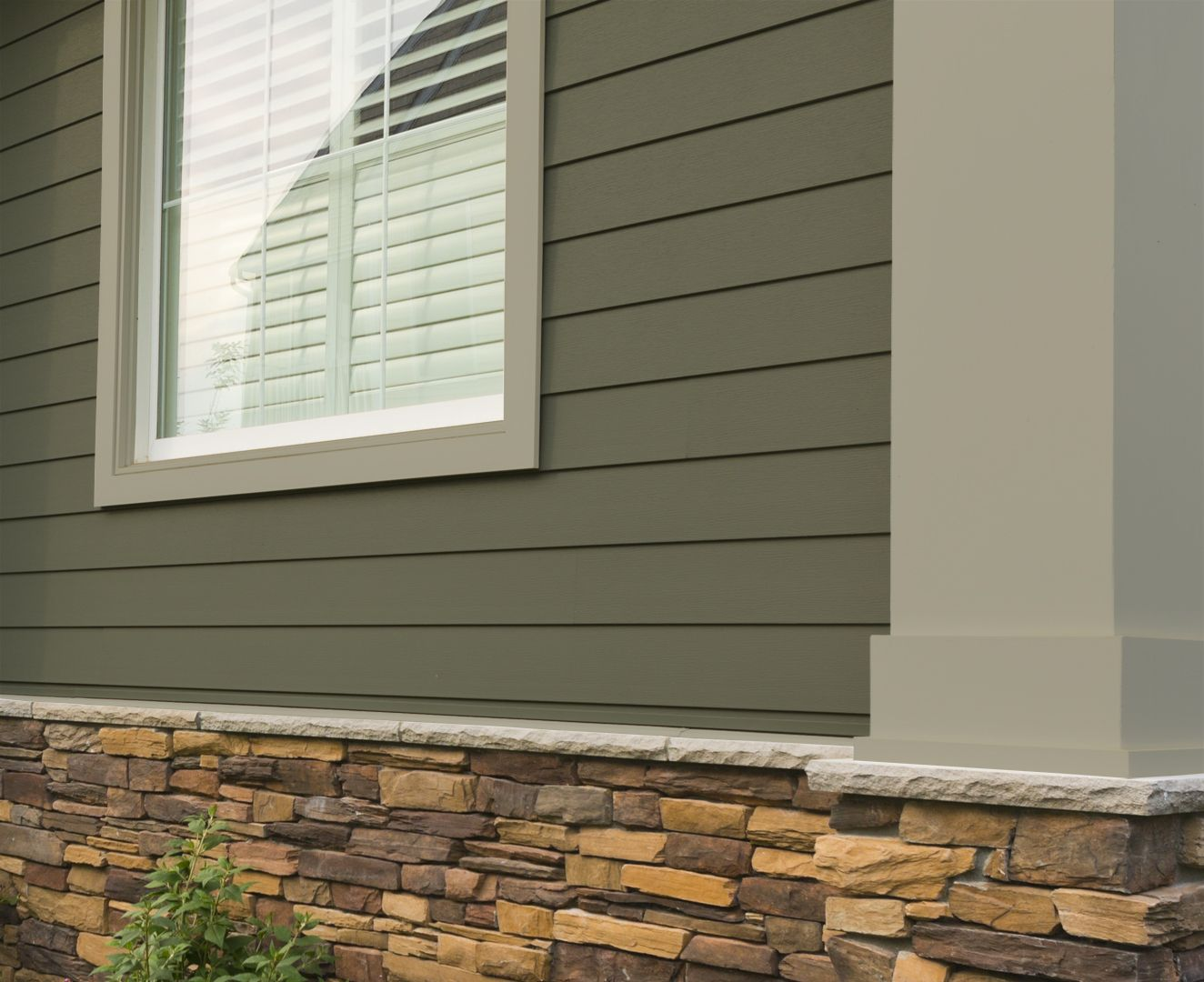 Royal Building Products Green Siding House Designs Exterior House Exterior
