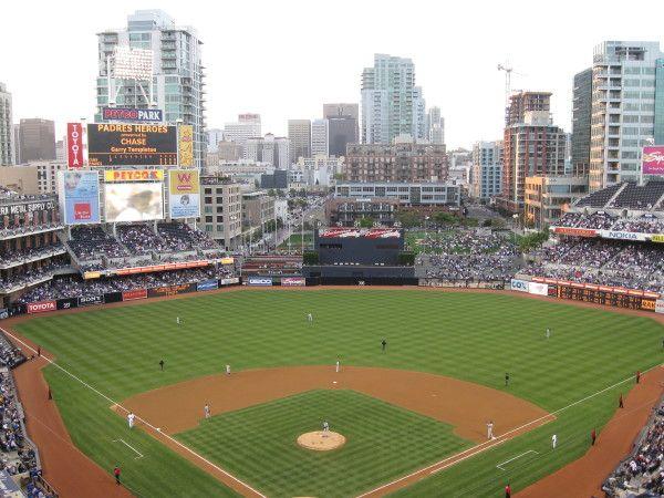 San Diego Padres Baseball At Petco Park Petco Park San Diego Padres San Diego Padres Baseball