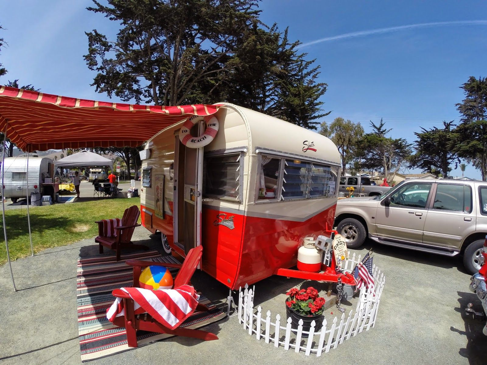 Vintage Trailer Rally Pismo Beach Re Pin Brought To You By Houseofinsurance For Autoinsurance Eugeneoregon