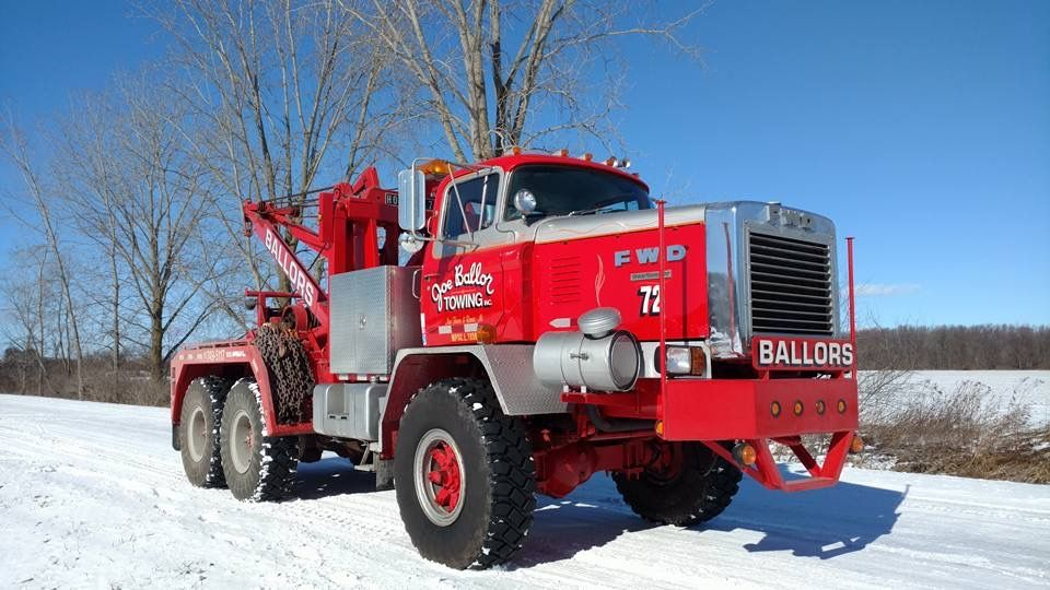 joe ballor towing new haven mi fwd w holmes 750 unit off road rh pinterest com