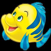 Flounder Little Mermaid Characters Mermaid Wallpapers Disney Princess Artwork