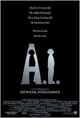 Muito além dos livros e filmes!: Filme - AI Inteligência artificial (2001)