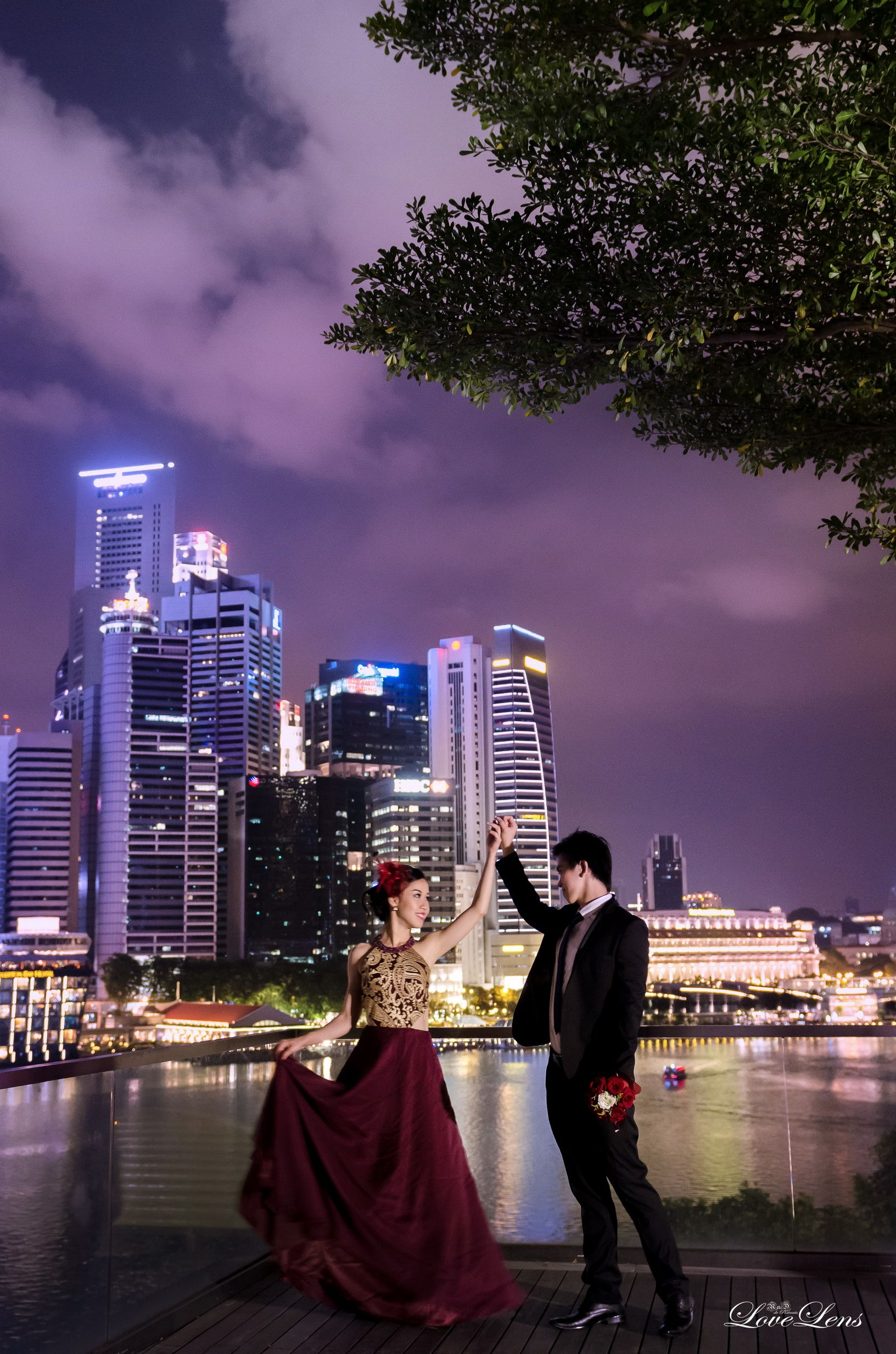 LOVELENS Singapore Prewedding Photography wwwLoveLens RnDcom
