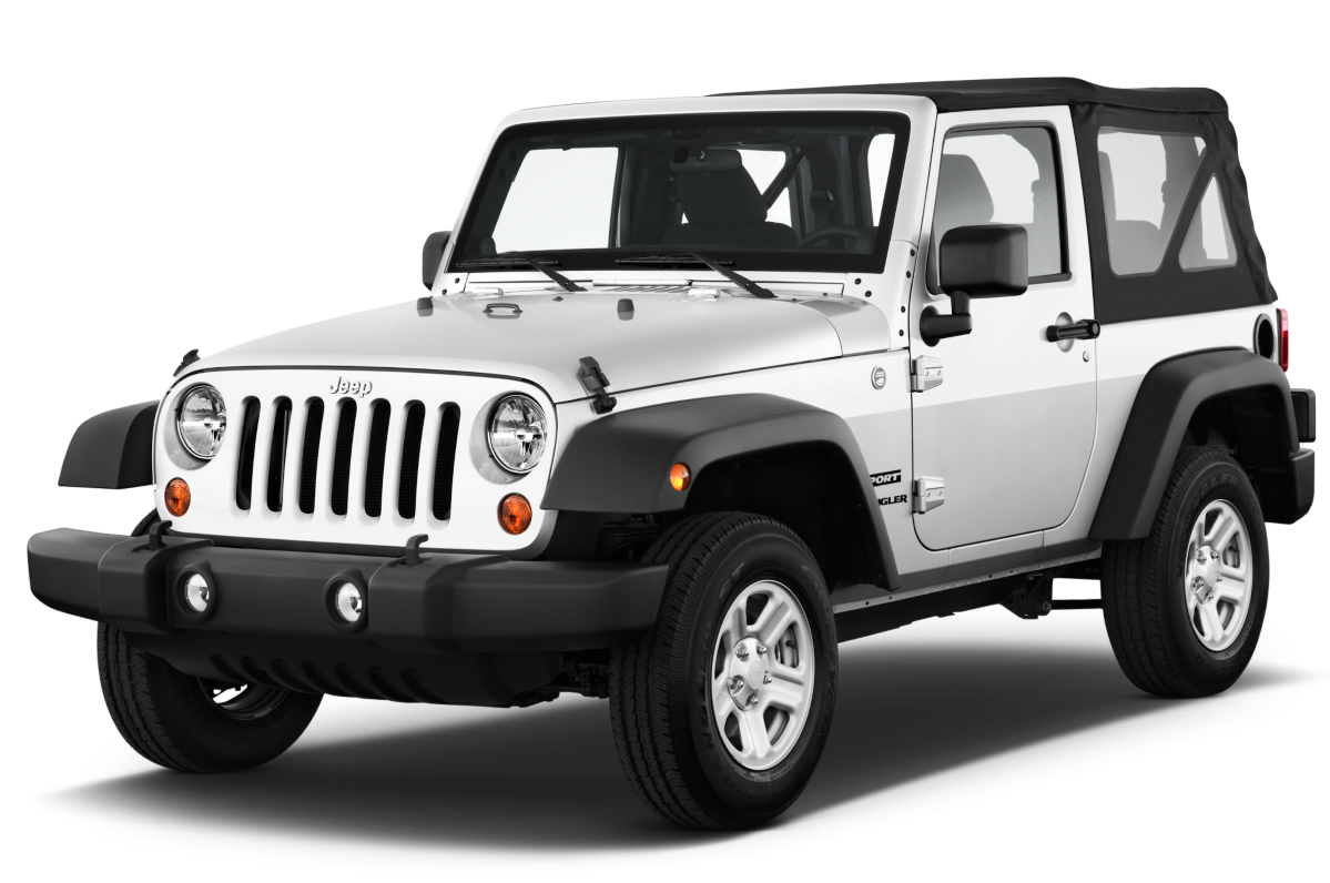 Jeep Wrangler Sport 4WD twodoor hardtop IZMO 2012