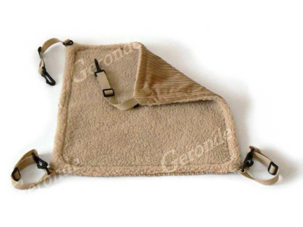 Hamak Podwieszany 45fs Legowisko Dla Kota 4064265371 Oficjalne Archiwum Allegro Reusable Tote Bags Burlap Bag Tote