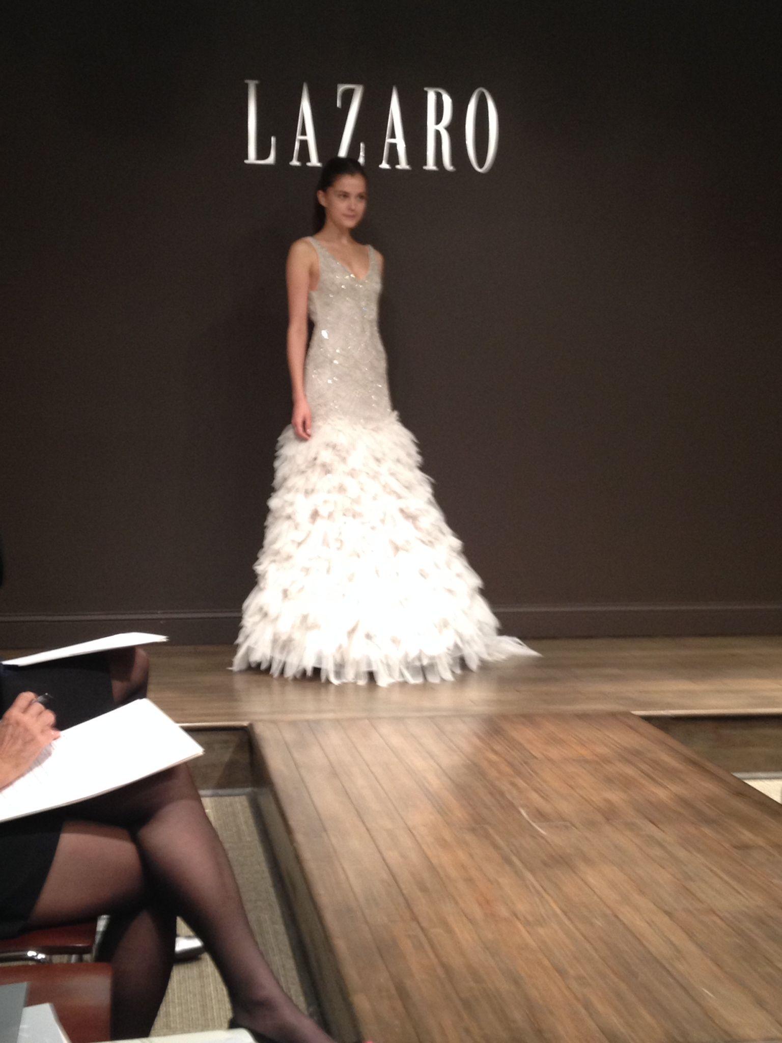 2014 lazaro wedding dress maidenvoyagebridal lazaro wedding