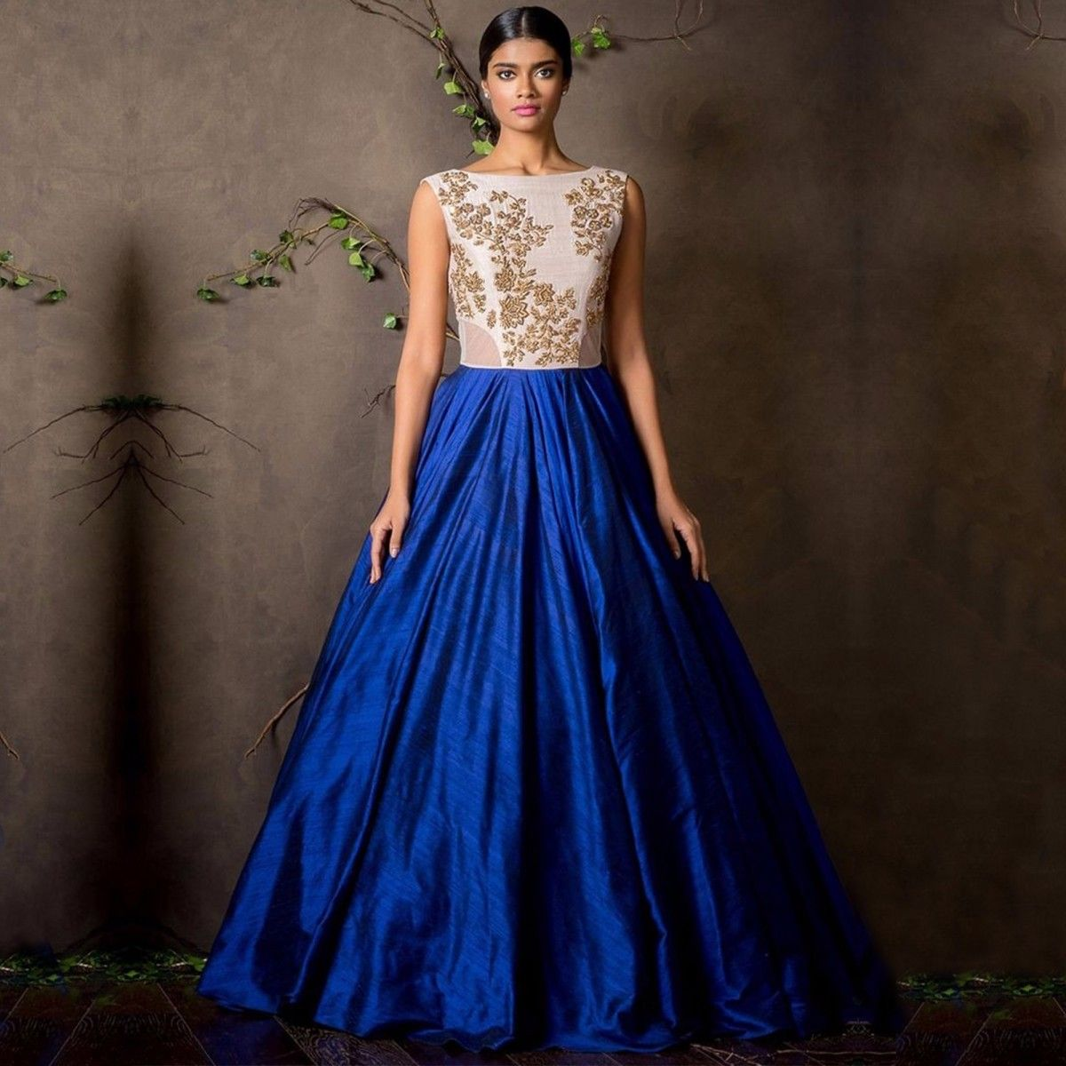 Online Shopping For Anarkali At Peachmode.Com With Best Pricing ...