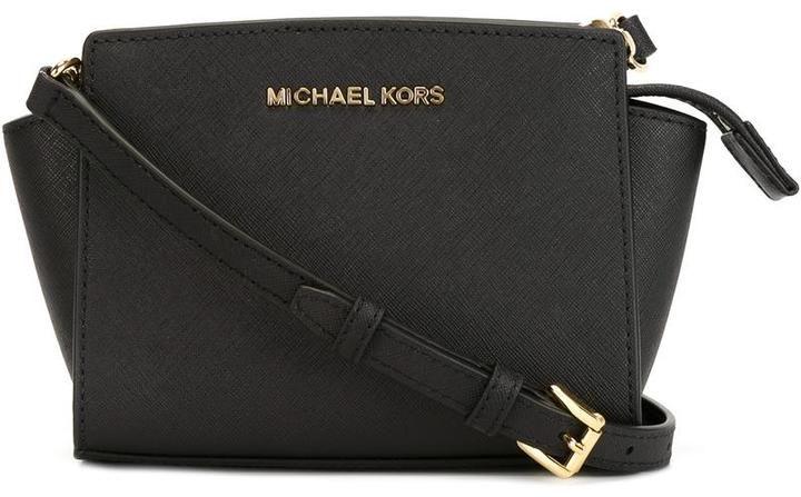 MICHAEL Michael Kors mini sac à bandoulière Selma - ShopStyle ...