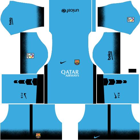 Barcelona Third Kit 2015 2016 Kits De Futebol Futebol Uniforme
