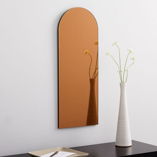 Marcel Narrow Wall Mirror With Images Mirror Wall Mirror