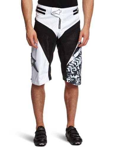 Alpinestars Gravity Dh Bicycle Shorts Medium Large White Black Compression Tights Woman Compression Tights Outfit Accessories