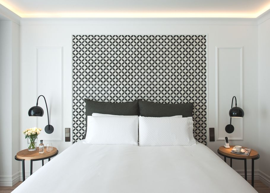 Room luxury boutique hotel serras barcelona adelto 03 Inspirational 02