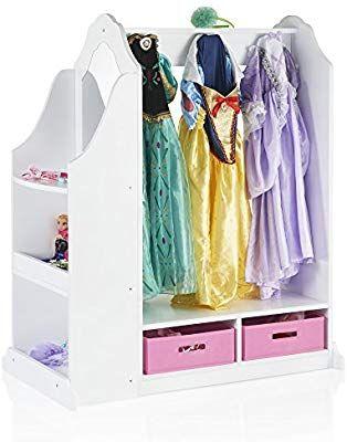Best Amazon Com Guidecraft Dress Up Vanity – White Dresser 400 x 300