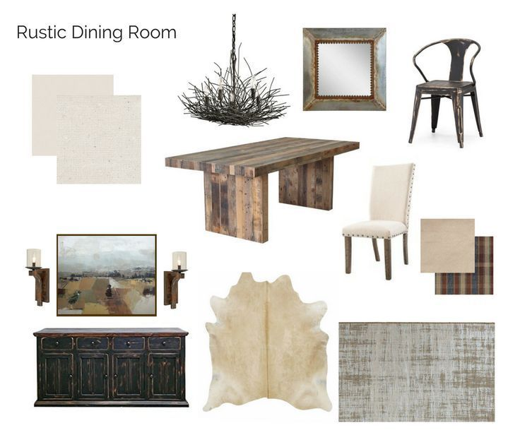 room in a box rustic dining room in 2019 room in a box rh pinterest com