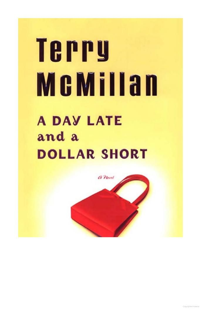 A Day Late and a Dollar Short - Terry McMillan - Google Books