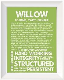 Willow | Names & Meanings | Pinterest | Babies and Baby baby