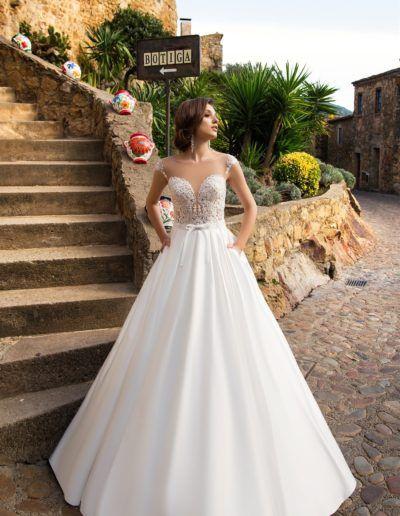 f6854f43 wedding-dresses-stratford-allegresse-NEFTIS-2   A-line Classic ...