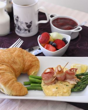 scallops and asparagus brunch recipe brunch brunch brunch menu rh pinterest com