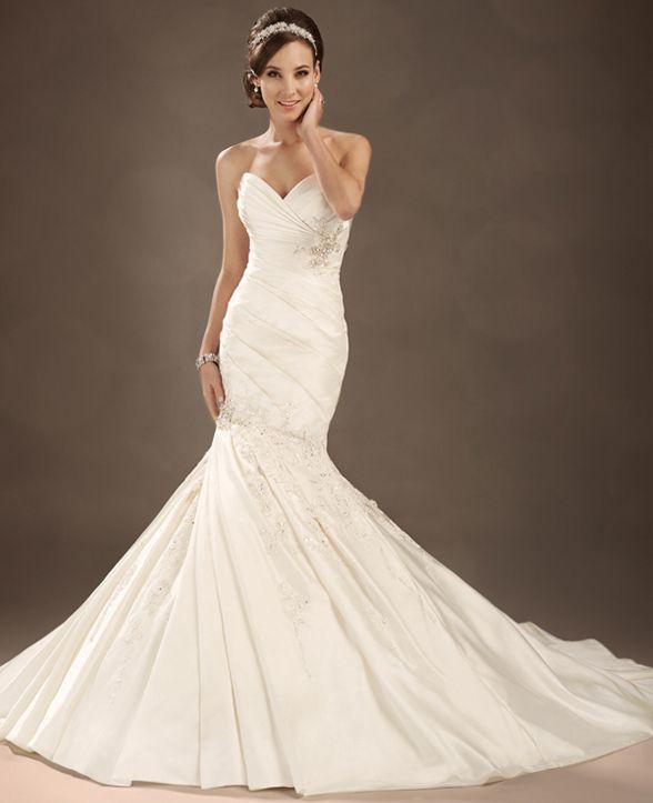 vestido novia sophia Tolli   vestidos D´novia   Pinterest   Vestidos ...