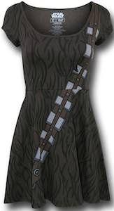 star wars chewbacca costume dress nerd fashion pinterest star rh pinterest com
