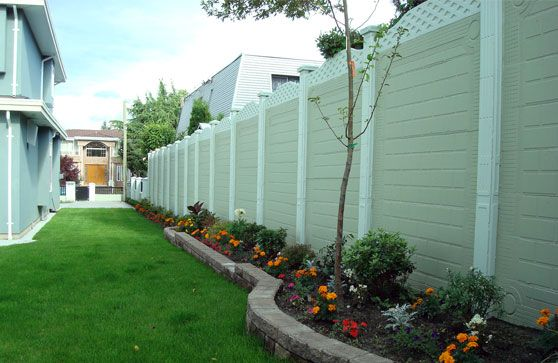 Residential fences Vancouver