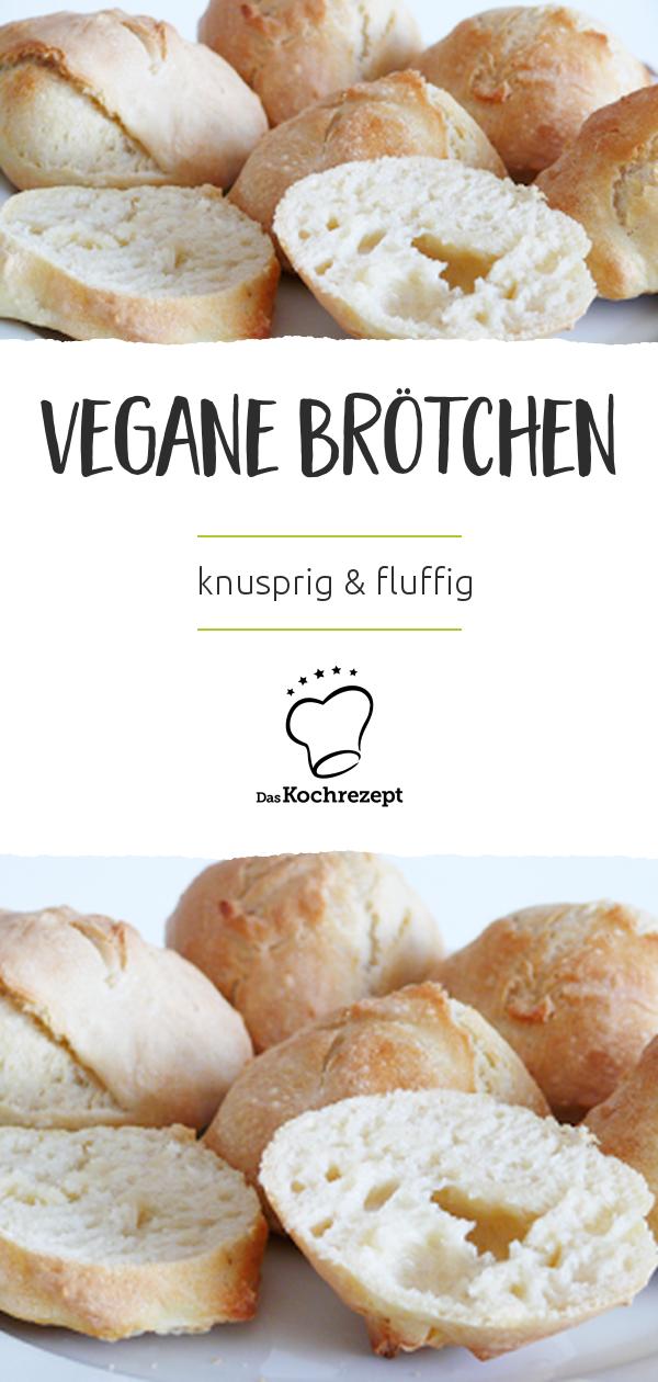 Vegane Brötchen