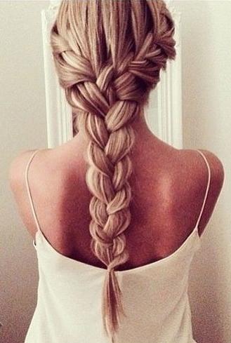 25 Trendy Braid Styles For Dry Damaged Hair Beautiful Hair Braids For Long Hair Hair Styles