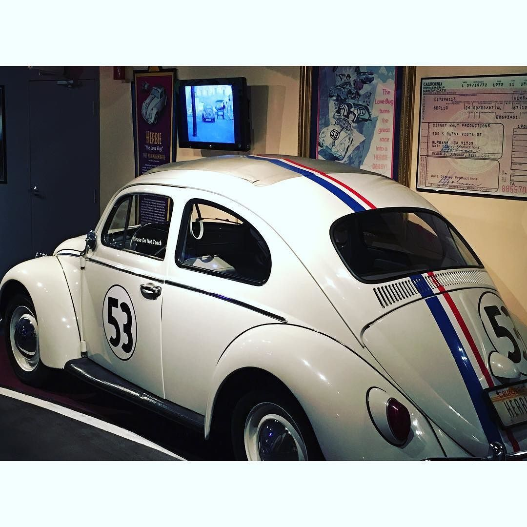herb 1967 volkswagen beetle herbie cars family carswithoutlimits rh pinterest ca