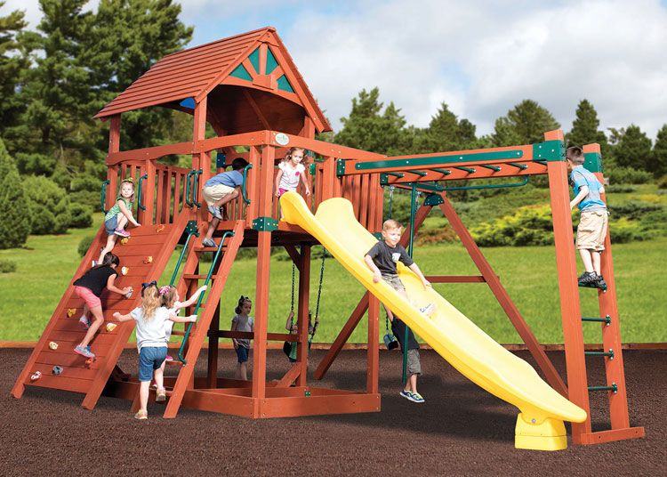 Ordinaire Terra Kids Outdoor | Play Structures, Playsets U0026 Swingsets From Backyard  Adventures