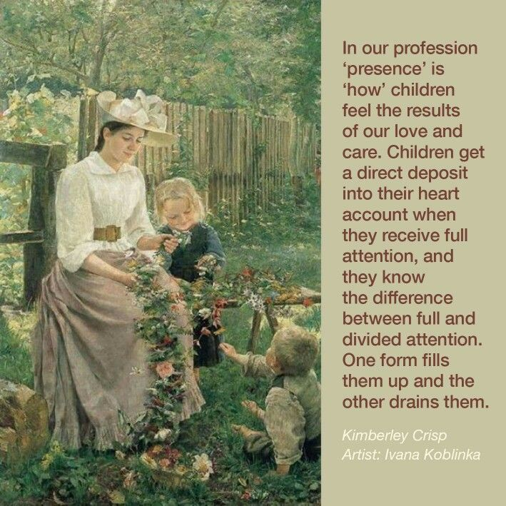 Early Relationship Quotes: Infant Curriculum