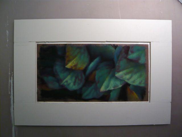 Framing Pastels Sheila M Evans Studio Artwork Paper Artwork Pastel Painting