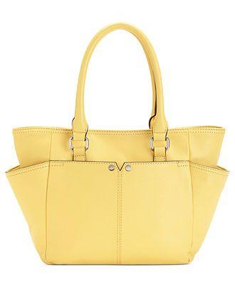 cbabb27356 Tignanello Handbag, Polished French Tote - Shoulder Bags - Handbags &  Accessories - Macy's