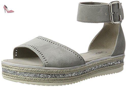 4af7d3023304c Footlocker Finishline Acheter Pas Cher Authentique Chaussures à bout ouvert  grises Fashion femme multicolore Coût Pas