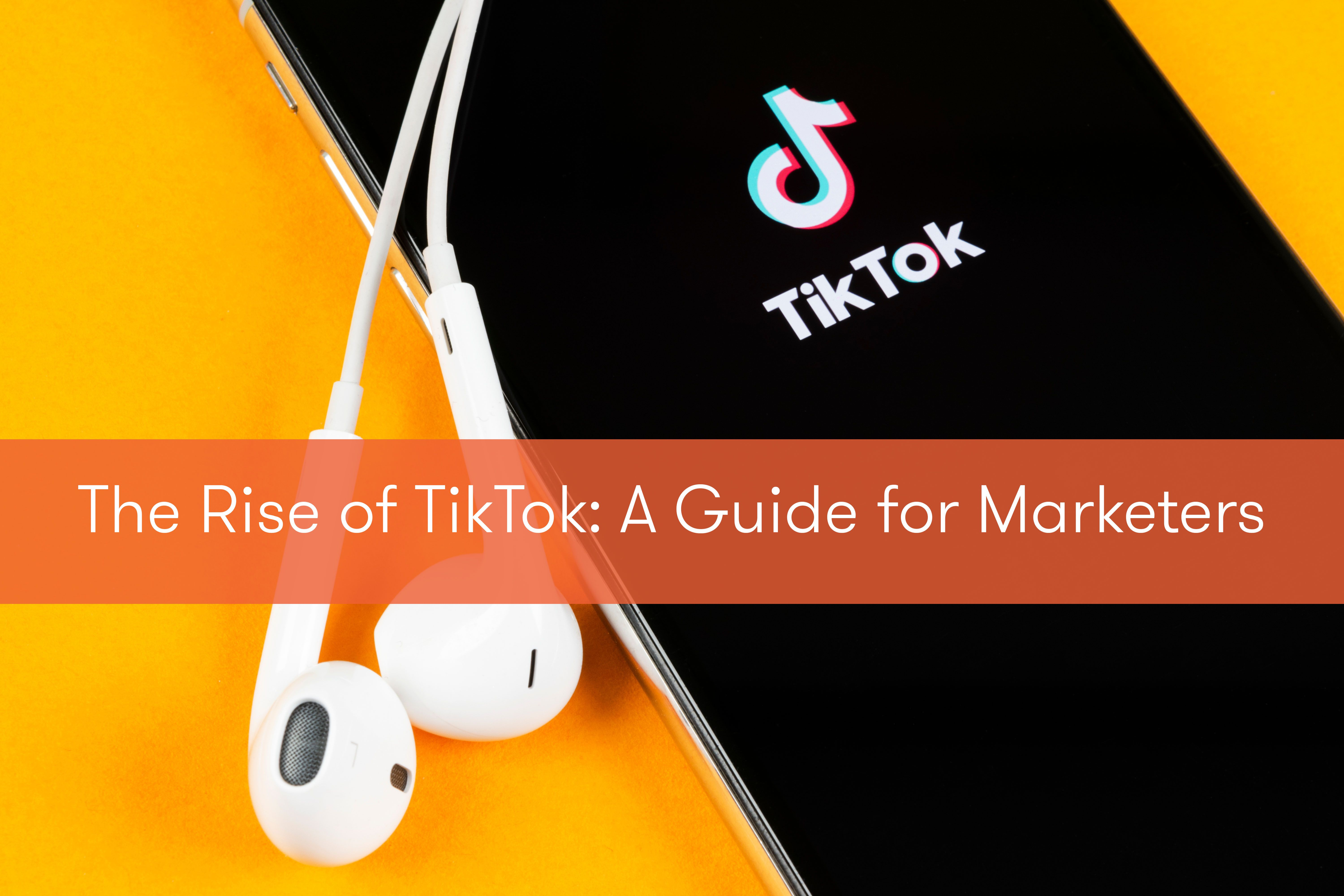 The Rise Of Tiktok A Guide For Marketers Network Marketing Marketing Network Marketing Business